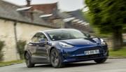 """Prix Tesla Model 3 (2020) : tarif en baisse pour la """"Grande Autonomie"""""""