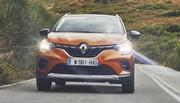 Essai et mesures du Renault Captur dCi 95