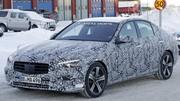 Future Mercedes Classe C : nouvelles images