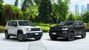Jeep Renegade et Compass 4xe : 240 ch pour les SUV hybrides rechargeables
