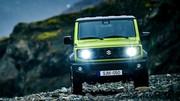 CO2 : Suzuki devrait mettre le Jimny en pause