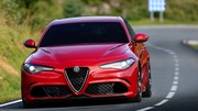 L'Alfa Romeo Giulia Quadrifoglio profite de 20% de puissance supplémentaire !