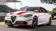 620 chevaux pour la future Alfa Romeo Giulia GTA !
