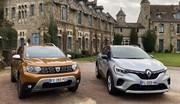Essai : Renault Captur bas de gamme ou Dacia Duster suréquipé, lequel choisir ?