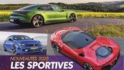 [Calendrier] Les nouvelles voitures sportives qui arrivent en 2020