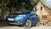 Essai Opel Grandland X Hybrid4 : un petit geste pour la société
