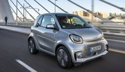 Essai Smart EQ Fortwo électrique (2020) : transition difficile
