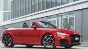Essai Audi TT-RS Roadster : Le cabriolet deux places parfait, mais est-ce suffisant ?