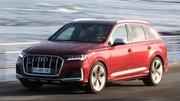 Essai Audi SQ7 restylé : le Diesel le plus puissant du monde, toujours aussi délirant