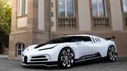 Bugatti : le W16 a de beaux jours devant lui