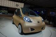 Nissan Nuvu : l'anti Toyota IQ