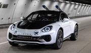 Alpine A110 Sports X : une version SUV du coupé A110