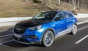 Essai Opel Grandland X Hybrid4 : hybride décoiffant