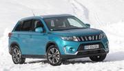 Essai Suzuki Vitara 4 Allgrip