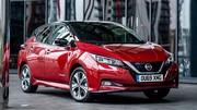 2000 Nissan Leaf pour les chauffeurs Uber de Londres