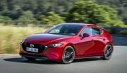 Essai Mazda 3 Skyactiv-X 180 ch 4×4 : les sens du service