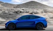 Le SUV Tesla Model Y prend de l'avance