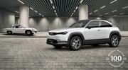 Mazda fête son centenaire en 2020