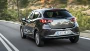 Essai Mazda 2 restylée (2020) : hybride poids léger