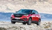 Essai Essai Opel Grandland X Hybrid4 : De la sagesse et des muscles !