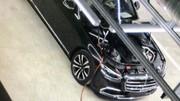 Voici le futur haut de gamme de Mercedes