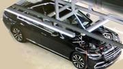La nouvelle Mercedes Classe S en fuite ?