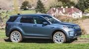 Notre essai et nos mesures du Land Rover Discovery Sport D 180 restylé