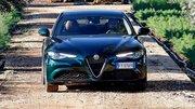 Essai Alfa Romeo Giulia Ti restylée : à la recherche des courbes