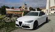 Essai Alfa Romeo Giulia 2020 : Un plaisir plus raffiné !