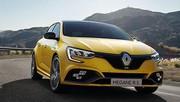 Restylage Renault Megane 4 RS : évolution en douceur