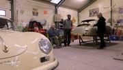 Emission Turbo : L'artisanat français; Puma; Taycan; 90 km/h