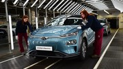 Hyundai produira son Kona Electric en Europe