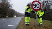 La Corrèze et le Cantal remettent les 90 km/h sur toutes leurs départementales