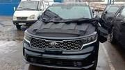 Nouvelle chaine de traction hybride rechargeable pour la Kia Sorento