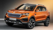 Škoda Vision In : modèle indien