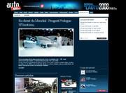 Mondial de l'Automobile de Paris 2008 (Autonews)