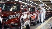 Brexit : l'automobile en dégât collatéral