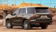 Le Cadillac Escalade fait peau neuve