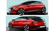 Future Hyundai i20 : premier teasing officiel