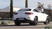 Essai Mercedes GLC Coupé (2020) : Une étoile stylée et dynamique