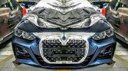 La nouvelle BMW Série 4 se montre en avance