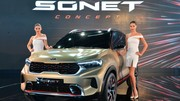 Kia Sonet Concept : SUV conquérant de l'Inde