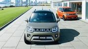 Suzuki dévoile le restylage de l'Ignis au Japon