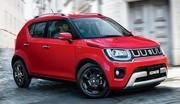 Suzuki Ignis : Infos et photos officielles de la version restylée