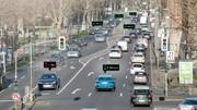 Les Audi communiquent avec les feux à Düsseldorf