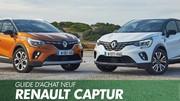 Guide d'achat : Tous les Renault Captur à l'essai : lequel choisir ?
