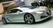 Peugeot RC Hymotion4 Concept : le fauve s'économise