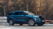 Essai Ford Explorer (2020) : le paradoxe CO2