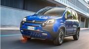 Fiat Panda City Cross hybride : prix dès 13 990 €
