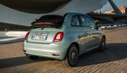 Fiat 500 Hybrid : simple mais efficace